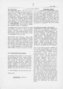 Scan der Original Zeitungen, Seite 2 (Henrik Gernert)