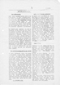 Scan der Original Zeitungen, Seite 4 (Henrik Gernert)