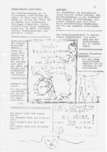 Scan der Original Zeitungen, Seite 10 (Henrik Gernert)